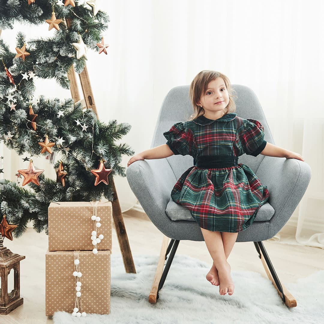 Karácsonyfa fenyő nélkül – kreatív ötletek